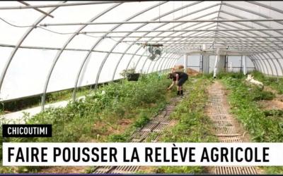 Un incubateur qui cultive la relève agricole